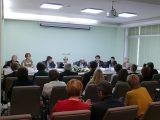 Встреча с А.Г.Цындымеевым и руководством НЦЭСМП