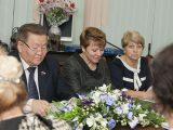 Встреча с Максимкиной и  Тумусовым
